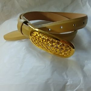 Leather Belt by Carlisle